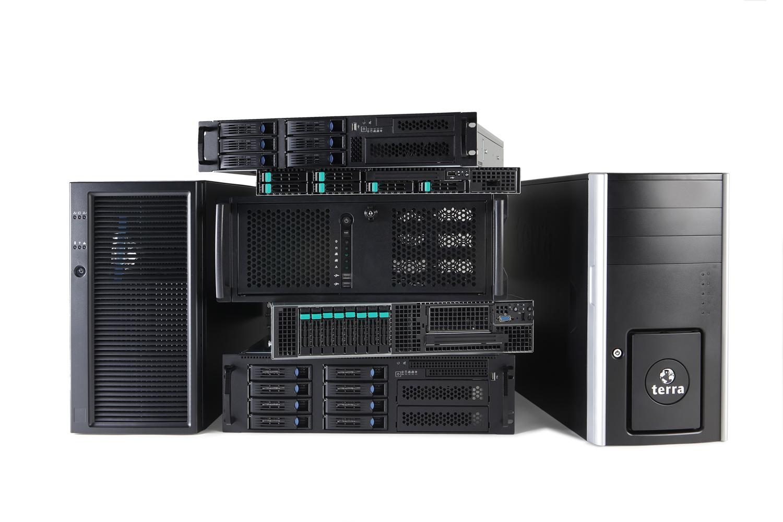 Serverstapel IT-Service Beier