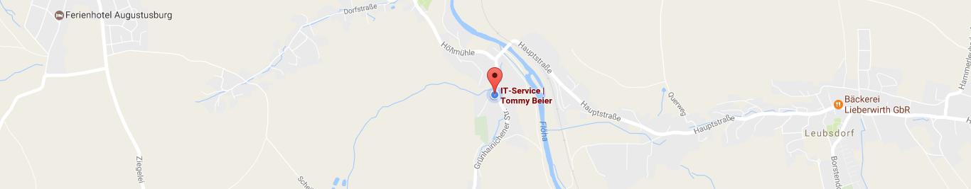 Standort IT-Service Beier